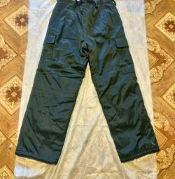 Pantaloni noi din bumbac p. 48-50