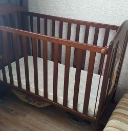 Дитяче ліжко Micuna.