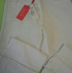 Pantaloni de vară de vară 100% noi