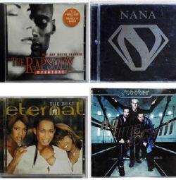 Hip Hop Rapsody Nana Scooter Eternal 1997-98 CD
