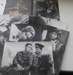 Set of cards Vladimir Vysotsky