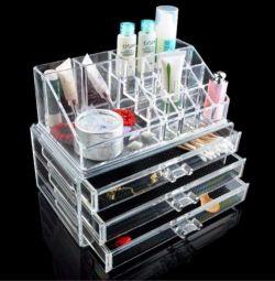 Organizator pentru depozitarea cosmeticelor