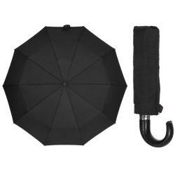 Зонт мужской складной Sponsa с большим куполом