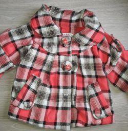 Bebek için ceket