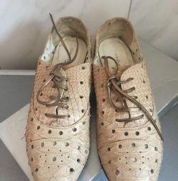 Giorgio Fabiani παπούτσια 36 φορές. PYTHON Ιταλία