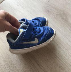 Nike traversează originalul