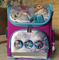 Рюкзак ранець шкільний ОРТО «Холодне серце»