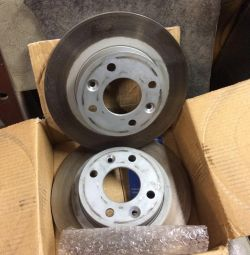 Brake Wheels for Renault new