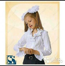 Η μπλούζα φλερτάρει από την Poplin στην ανάπτυξη 140