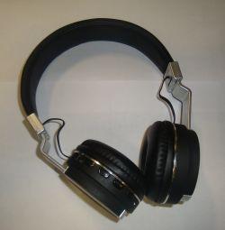 Ginzzu BT ακουστικά με mr-3 παίκτη