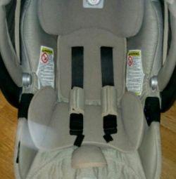 Car Seat Peg perego Primo Viaggio TRI FIX