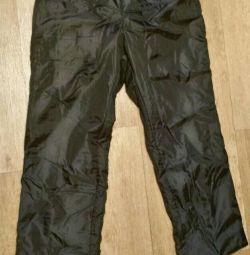 Pants warm for pregnant women