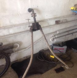 Tow hitch gas 3110