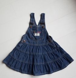 Oshkosh sundress 3 t
