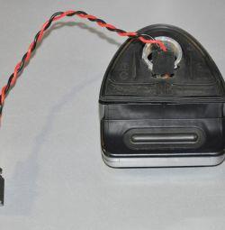 Buton pentru deschiderea lunetei VW Touareg