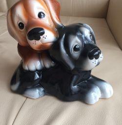 Скарбничка нова собачки
