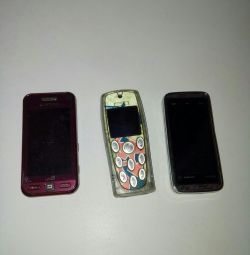 Used phones for spare parts