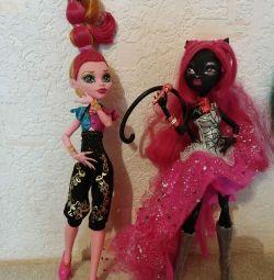 Monster High. Basic, JI, KETI NOIAR