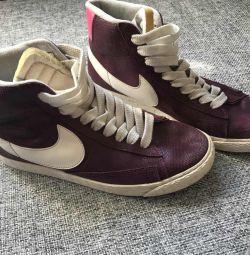 Ανδρικά πάνινα παπούτσια Nike High Top