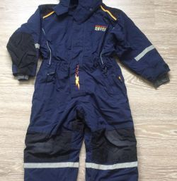 Winter overalls Ketch X-line