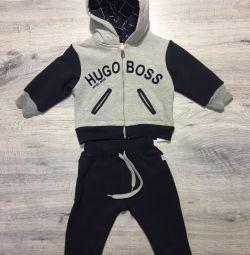 Костюм Дитячий на флісі Hugo Boss