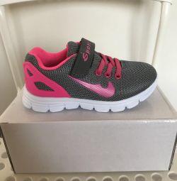 Adidasi pentru fata noua