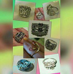 4 δακτυλίους