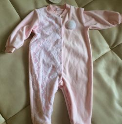 Overalls 74 cm new 6-10-12 months