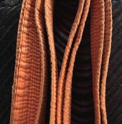 Orange belt for karate Х / Б