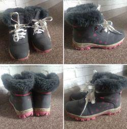 Χειμερινές μπότες 36