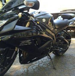Bicicleta uimitoare Suzuki xx08 'gsx-r