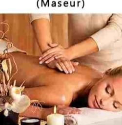 Bayanlar ve bayanlar için rahatlama masajı