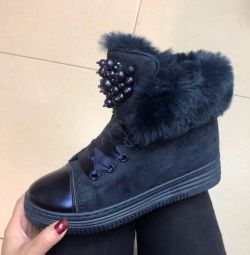 New Boots Winter