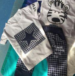Kid's T-shirts.
