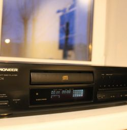 Pioneer PD-204 CD player PIONER