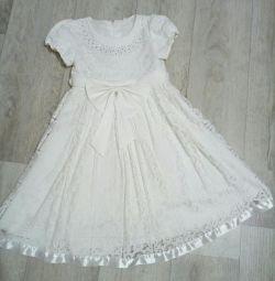 Платье нарядное р 120-134