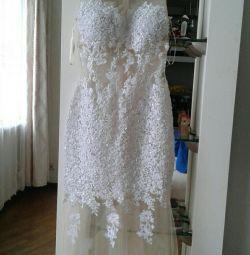 Κομψό μέγεθος φόρεμα 44-46