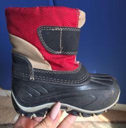 Παπούτσια χειμώνα