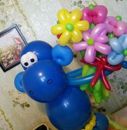 Figurile balonului