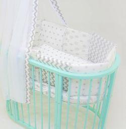 Cot pentru nou-născuți