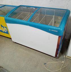 Freezer delivery