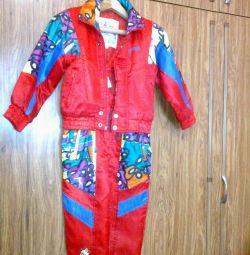 куртка + полукомбинезон детский (Италия)