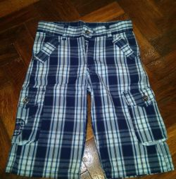Shorts for the boy. 6-7 years