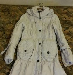 Insulated coat