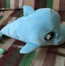 Δελφίνι μπλε