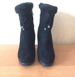 Winter boots naturalki