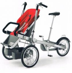 Bicycle - Stroller