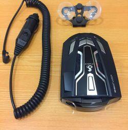 Ανιχνευτής ραντάρ Cobra RU 955CT