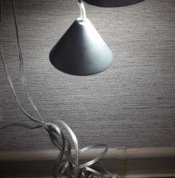 Лампочки гирлянды Икеа