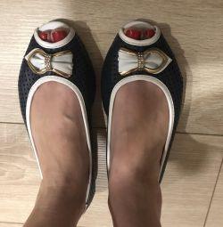 Παπούτσια μπαλέτου, r. 38